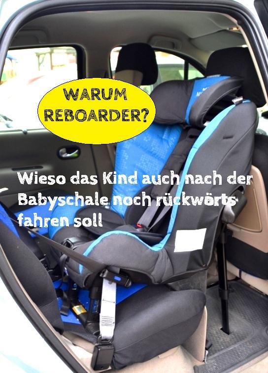 Warum Reboarder?