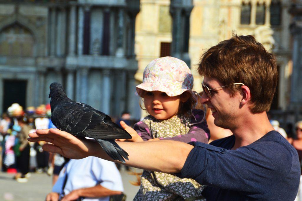 Reisen zu Traumzielen mit Kind: Venedig