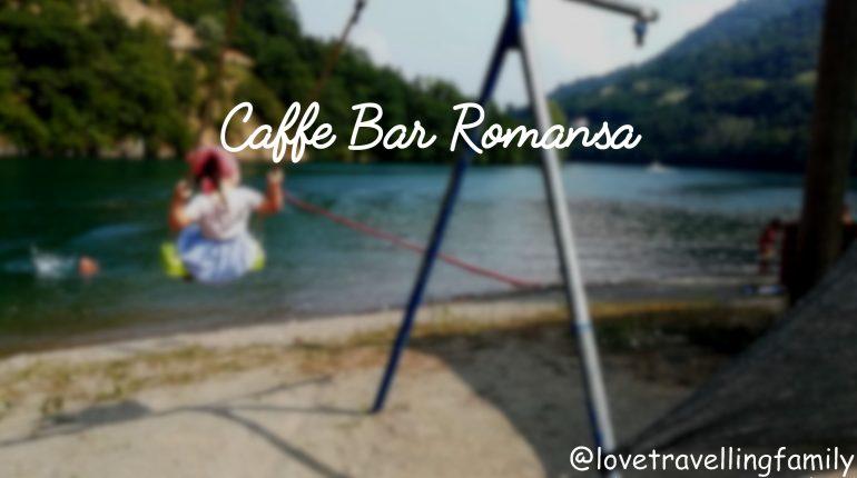Zwischenstopp an der M16: Caffe Bar Romansa
