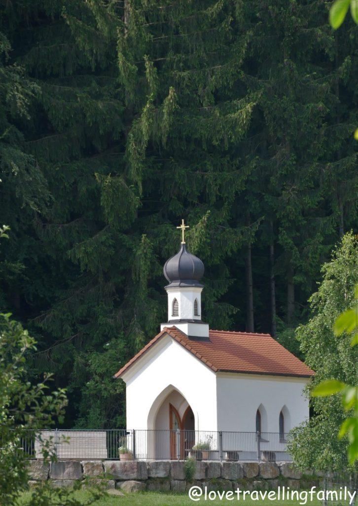 Wildpark Oberreith - Kapelle