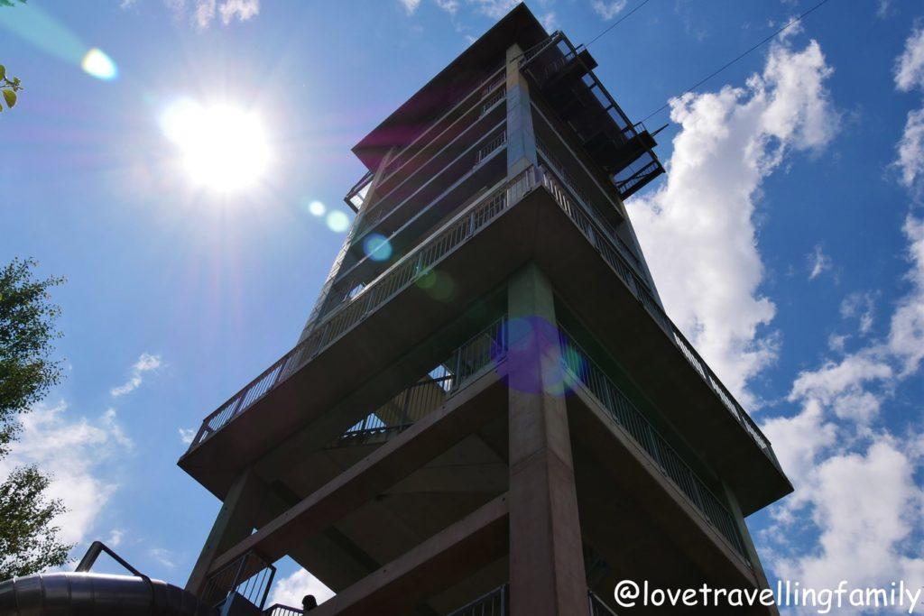 Wildpark Oberreith - Aussichtsturm
